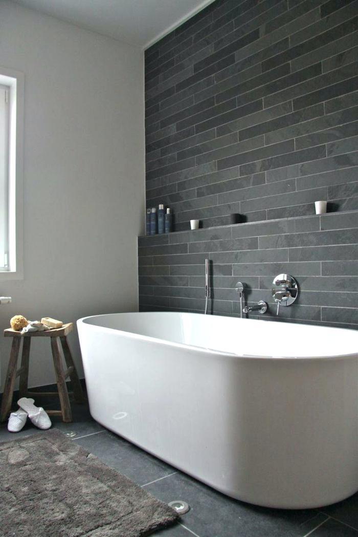 Fliesen Bad Grau Bescheiden On Andere Innerhalb Badezimmer Badgestaltung Graue 6