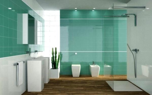 Fliesen Bad Grün Grau Unglaublich On Andere überall Badezimmer Grun Weis Gra 1 4 N Modern Beabsichtigt 5