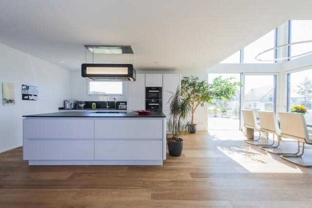 Fliesen Für Wohn Essbereich Frisch On Andere In Großer Koch Minimalistisch Küche Sonstige 6