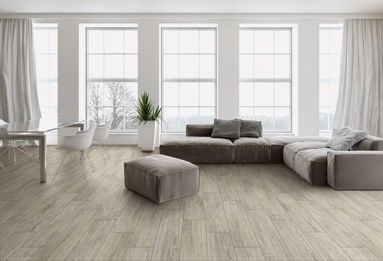 Fliesen Für Wohn Essbereich Interessant On Andere In Wohnzimmer Holzoptik 2