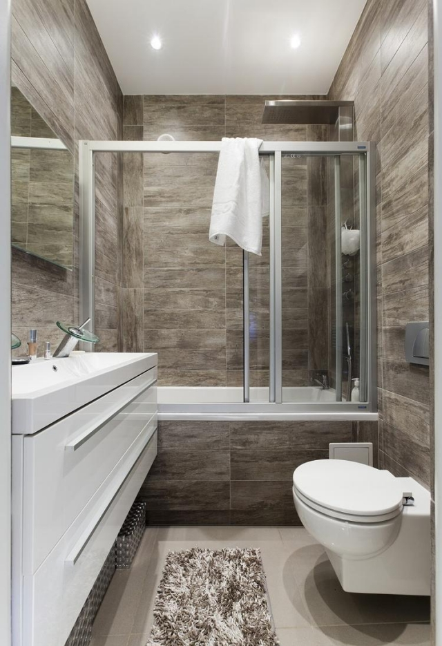 Fliesen In Holzoptik Bad Einzigartig On Andere Beabsichtigt 32 Moderne Badideen Verlegen 9