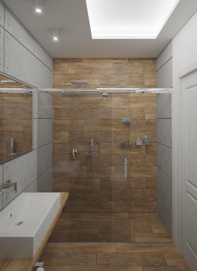 Fliesen In Holzoptik Bad Frisch On Andere Auf 32 Moderne Badideen Verlegen 1