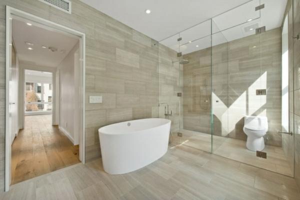 Fliesen In Holzoptik Bad Stilvoll On Andere Wohndesign 7