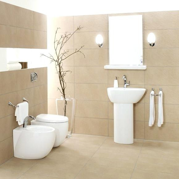 Fliesen Sandfarben Imposing On Andere Mit Badezimmer 15 Kuhles Wc Beige Steinoptik 2
