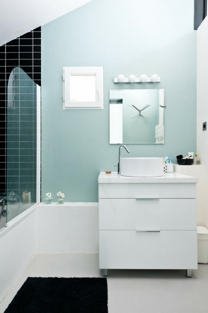 Fliesen Streichen Grün Herrlich On Andere Mit Ingenious Design Ideas Home 6