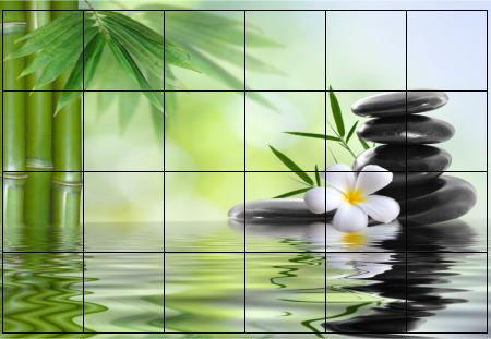 Fliesenbilder Glänzend On Andere Beabsichtigt Fliesenaufkleber Fliesenbild Fliesen Aufkleber Sticker Wellness 1