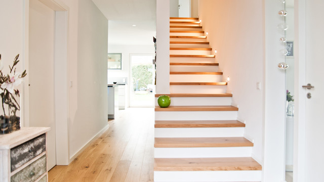 Flur Treppe