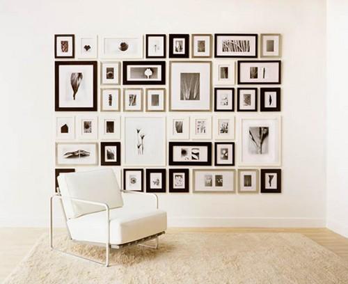 Fotowand Gestalten Glänzend On Andere überall Sensationell Tipps Und Kreative Ideen 1 3