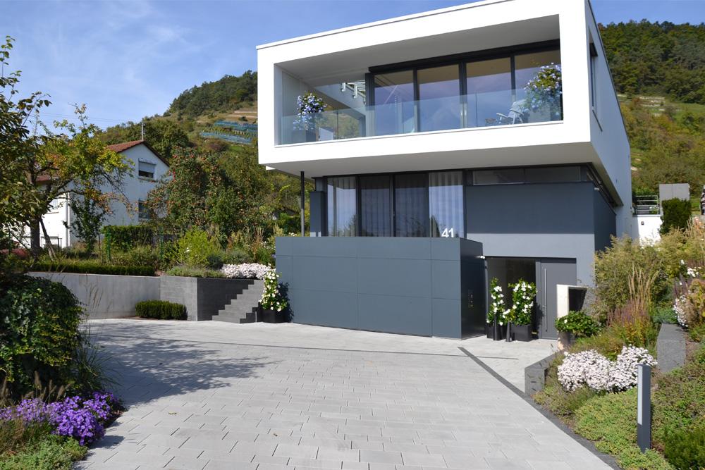 Garageneinfahrt Am Hang Wunderbar On Andere In Design 5000391 3
