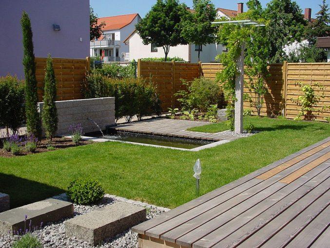 Gartengestaltung Reihenendhaus Glänzend On Andere Für Uncategorized Tolles Mit 7