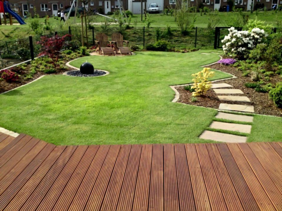 Gartengestaltung Reihenendhaus Imposing On Andere In Bezug Auf Uncategorized Kühles Ebenfalls 1