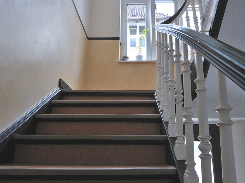Gestaltung Treppenhaus Altbau Exquisit On Andere Innerhalb Ragopige Info 6