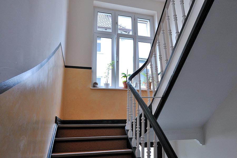 Gestaltung Treppenhaus Altbau Zeitgenössisch On Andere In Bezug Auf Sanierung Eines Treppenhauses Im 3