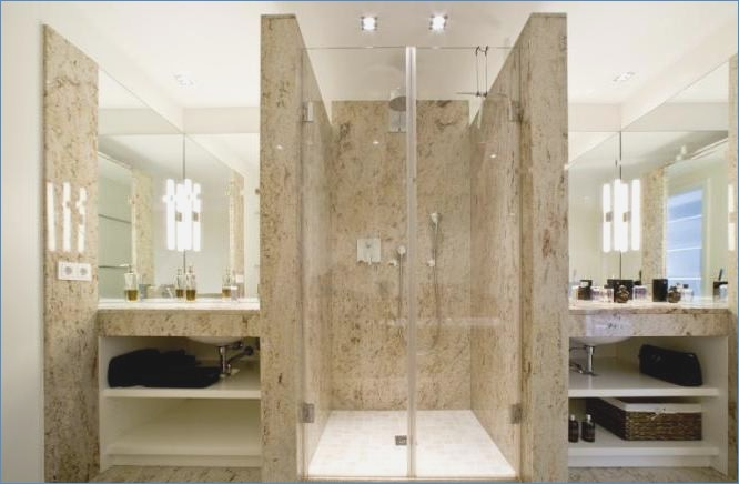 Granit Dusche Luxus Nett On Andere Für Bhima Co 2