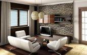 Wohnraumgestaltung Grau