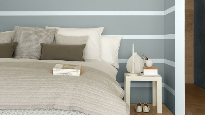 Grauweiß Wandfarbe Exquisit On Andere Und 33 Colour Design Ideas For Your Cosy Bedroom OASIS Fresh 3