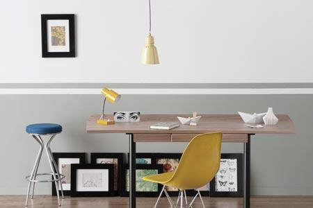 Grauweiß Wandfarbe Kreativ On Andere Beabsichtigt Grau Und Weiß Geben Dem Raum Ruhe Bild 7 LIVING AT HOME 6