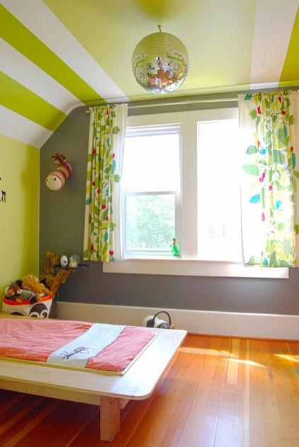 Grün Weiß Streifen Auf Wand Einzigartig On Andere Innerhalb An Der Decke Streichen Und Was Dabei Wichtig Ist 8