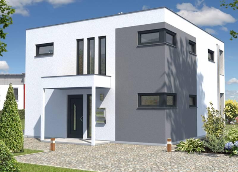 Haus Grau Weiß Einfach On Andere In Bezug Auf Weis Inspiration Übernehmen Weiss Wohndesign 1