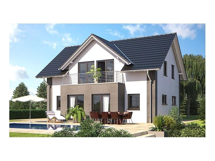 Haus Grau Weiß Großartig On Andere Mit Weis Faszinierend Auf Liebenswert Weiss Wohndesign 7