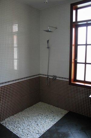 Kieselsteine Im Bad Einfach On Andere Beabsichtigt Frische Haus Ideen 7