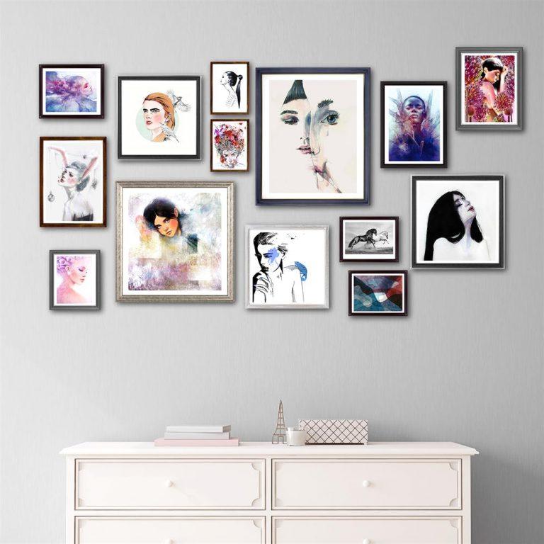 Kinderbilder Aufhängen Perfekt On Andere Und Großartig Auf Dekoideen Fur Ihr Zuhause 7