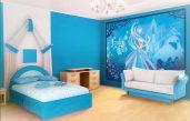 Kinderzimmer Blau Mädchen