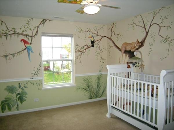 Kinderzimmer Junge Baby Zeitgenössisch On Andere Auf Gestalten Usauocom 4