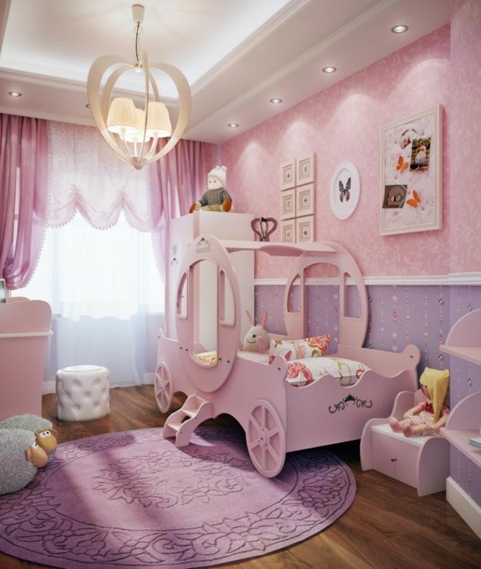Kinderzimmer Mädchen Bescheiden On Andere Für 1001 Ideen Babyzimmer 5