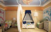Kinderzimmer Teilen Trennwand