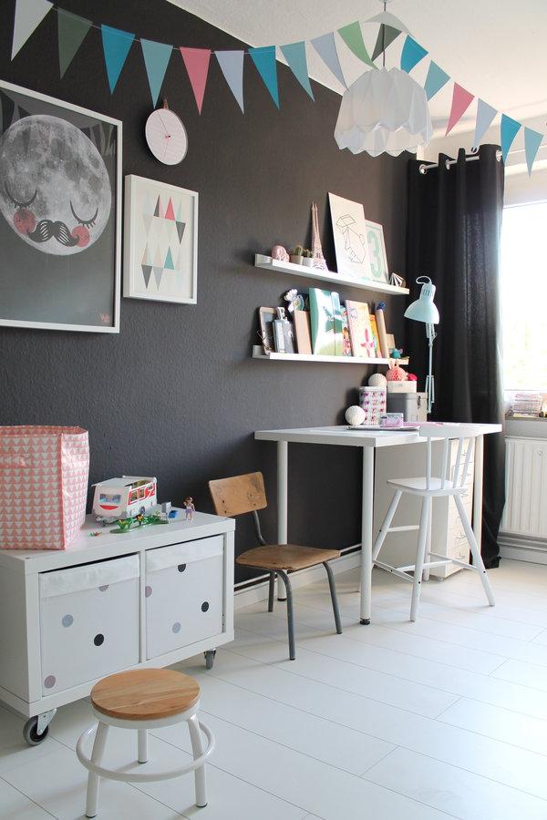 Kinderzimmer Wandfarbe Charmant On Andere Auf Die Schönsten Ideen Für Im 3