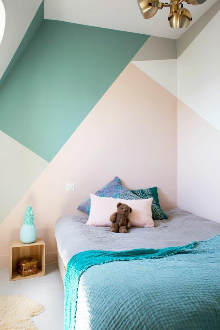 Kinderzimmer Wandfarbe Fein On Andere Auf Wandfarben 2016 Trendfarben Farbkombination 6