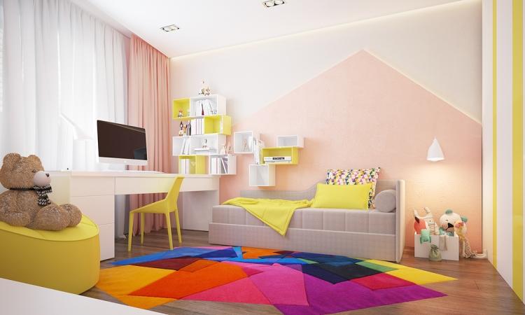 Kinderzimmer Wandfarbe Glänzend On Andere In Bezug Auf Beste Wandfarben Ideen Fürs 1