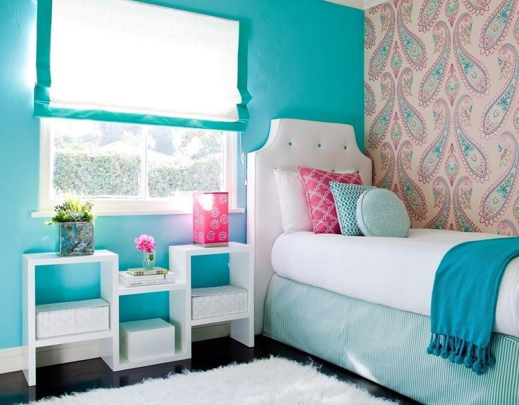 Kinderzimmer Wandfarbe Großartig On Andere In Farb Und Wandgestaltung Im 77 Tolle Ideen 8