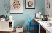 Kinderzimmer Wandfarbe