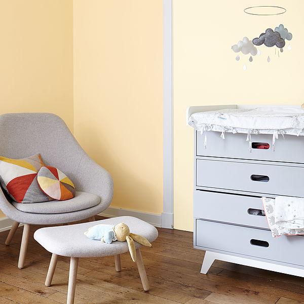 Kinderzimmer Wandfarbe Schön On Andere Und Spezial Farben Für Babyzimmer Alpina Farbenfreunde 4