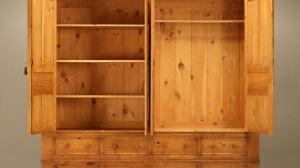 Kleiderschrank Selber Bauen Holz Nett On Andere In Bezug Auf 4