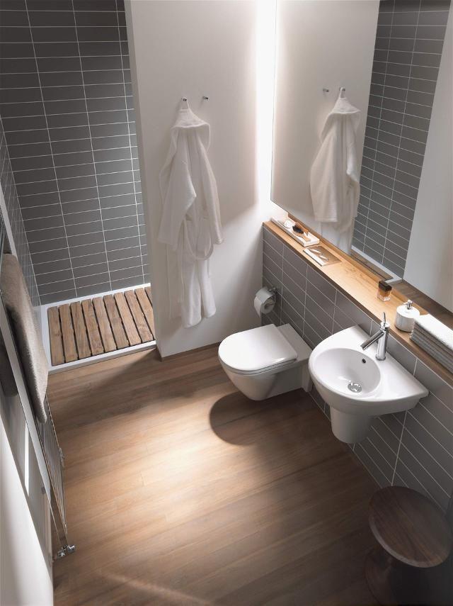 Kleine Bäder Wunderbar On Andere Und Gästebad Badideen Für Duravit Wohnung 3