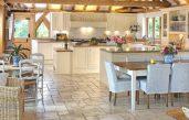Küche Esszimmer Mit Landhausstil
