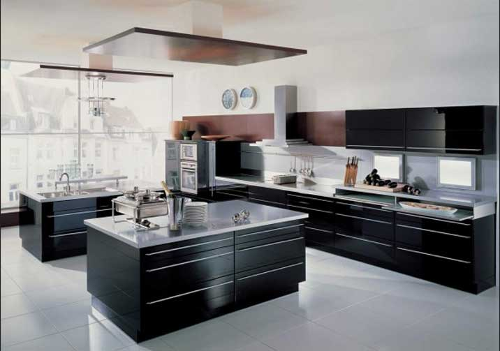 Küche Hochglanz Luxus Fein On Andere In Bezug Auf Valuable Kuche For Innen Und Aussen Architektur 1