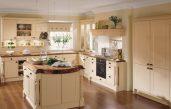 Küche Kochinsel Landhaus