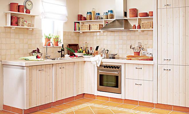 Küche Landhausstil Selber Bauen