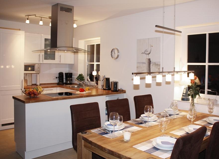Küche Mit Essbereich Charmant On Andere Beabsichtigt Bildergalerie Storchenhus Ferienhaus Für 7 Personen Offene 1