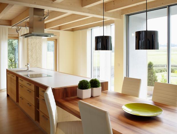 Küche Mit Essbereich Imposing On Andere Für Hersteller Sonnleitner Viel Licht In Der Und Im 7