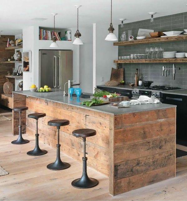 Küche Selbst Bauen Großartig On Andere Mit Küchen Selber Planen Kücheninsel Holz Mein Traumhaus 3 8