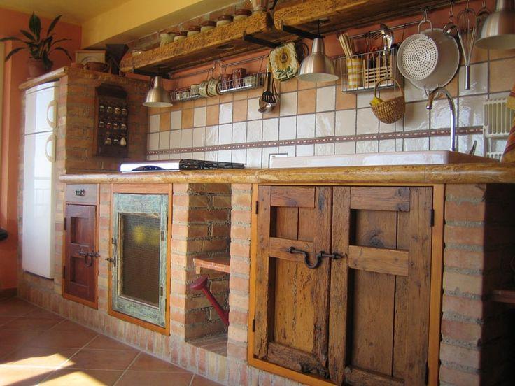 Küche Selbst Bauen Kreativ On Andere Für Die Besten 25 Gemauerte Ideen Auf Pinterest Rustikale 7