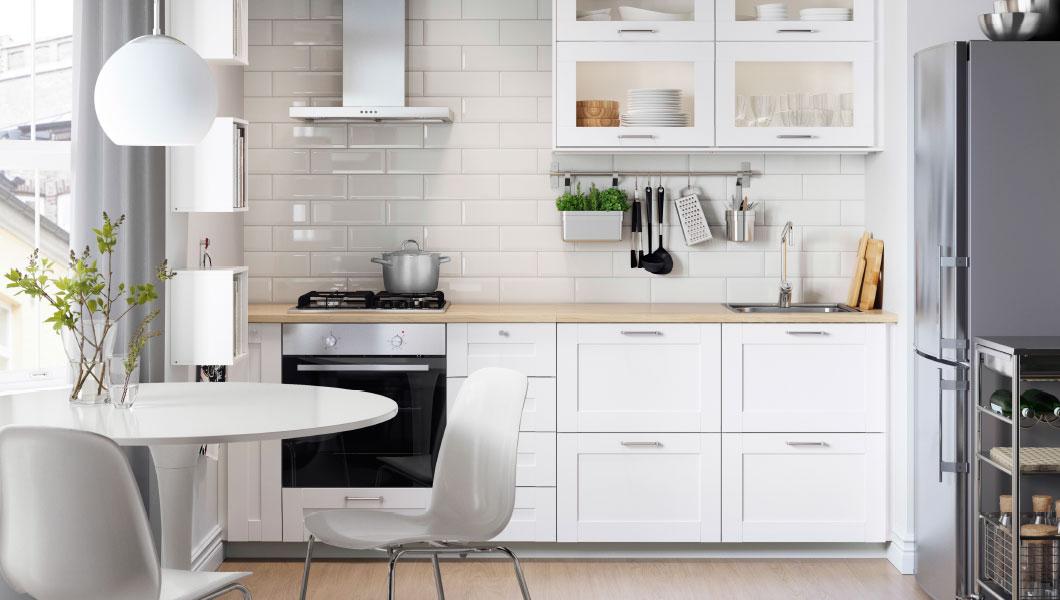 Küchen Ikea Herrlich On Andere In Bezug Auf Die Größte Kleine Küche 2