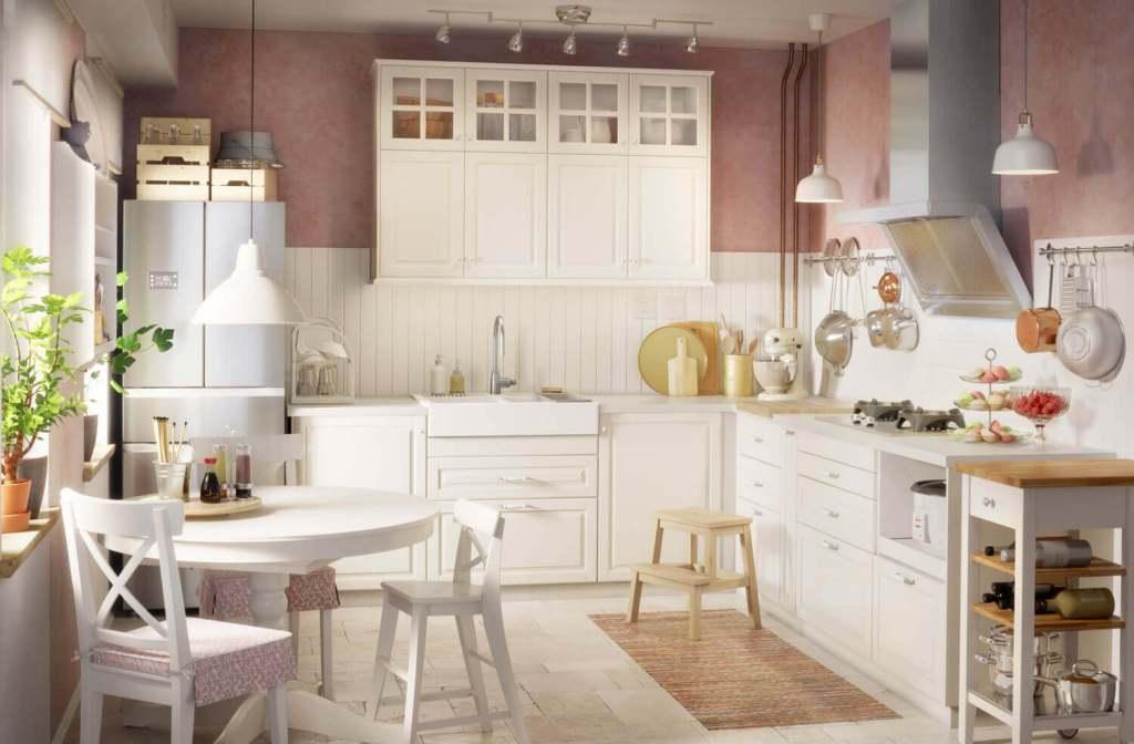 Küchen Ikea Kreativ On Andere Beabsichtigt Landhausstil Interessant Groß Nobilia Von 3