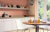 Küchen Wandfarbe