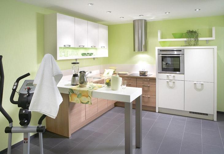 Küchen Wandfarben Beispiele Interessant On Andere überall Intelligente Ideen Weiße Küche Wandfarbe Und Herrliche 1